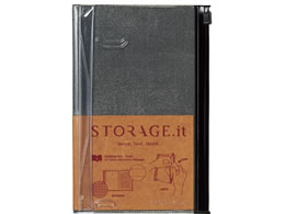 マークス Notebook S STORAGE.it Mobile ブラック STI-NB52-B