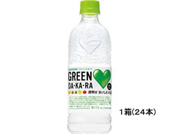 �T���g���[ GREEN DA�EKA�ERA 550ml 24�{