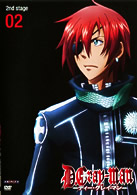 D.Gray-man 2nd stage 02