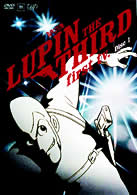 LUPIN THE THIRD first tv. Disc1