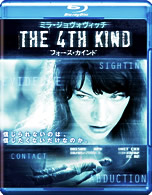 THE 4TH KIND フォース・カインド 【Blu-ray】