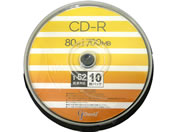 Good-J CD-R 700MB 52倍速 10枚