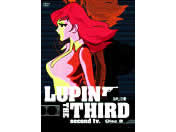 LUPIN THE THIRD second tv. Disc08