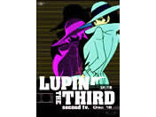 LUPIN THE THIRD second tv. Disc18