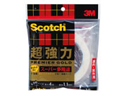 3M/スコッチ 超強力両面テープスーパー多用途 19mm×4m/SPS-19