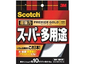 3M/スコッチ 超強力両面テープスーパー多用途 10mm×10m/PPS-10