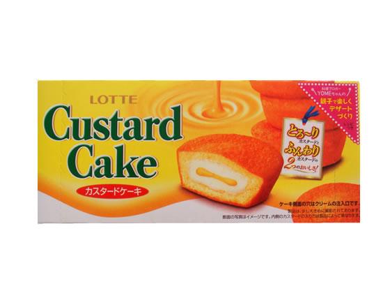 ケーキ ロッテ カスタード