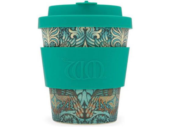 Ecoffee Cup 8oz 604 WM KELMSCOTT 600604